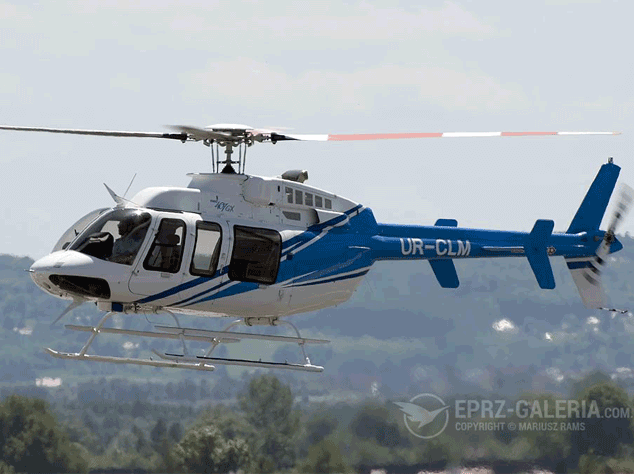 Bell 407 - Фото №5