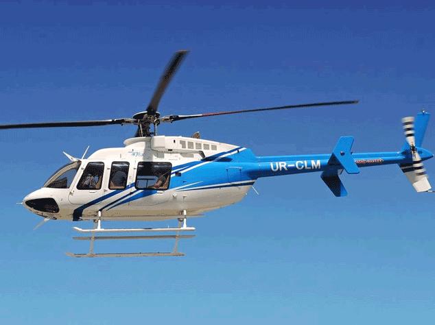 Bell 407 - Фото №2