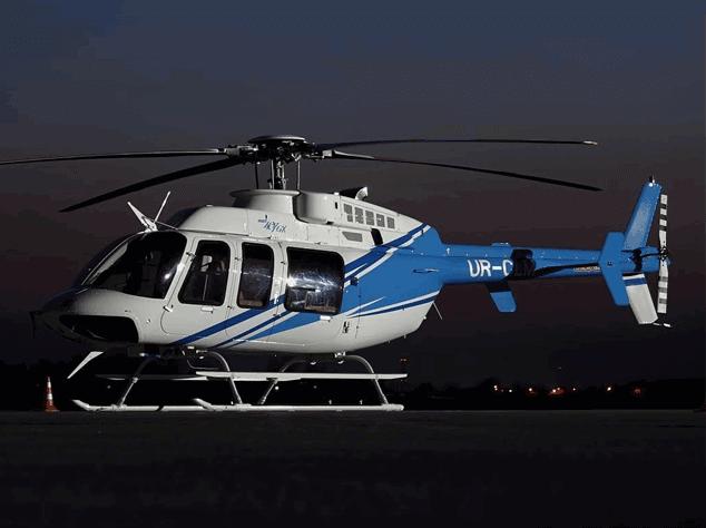 Bell 407 - Фото №6