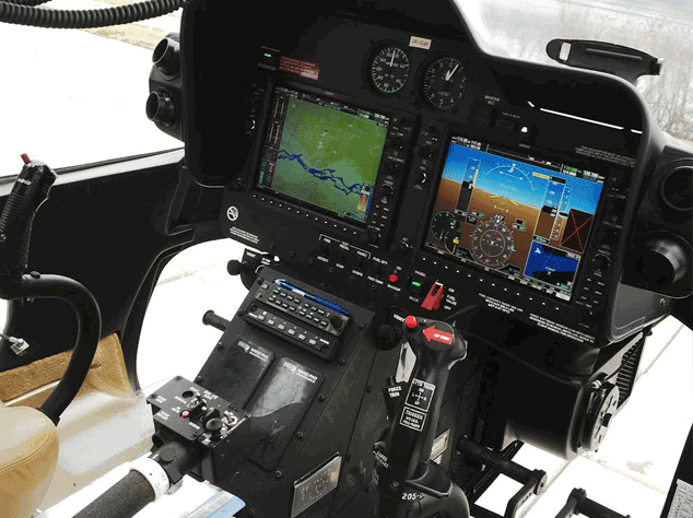 Bell 407 - Фото №8