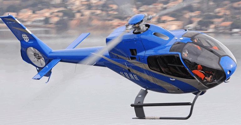 Eurocopter EC120 - Фото №6