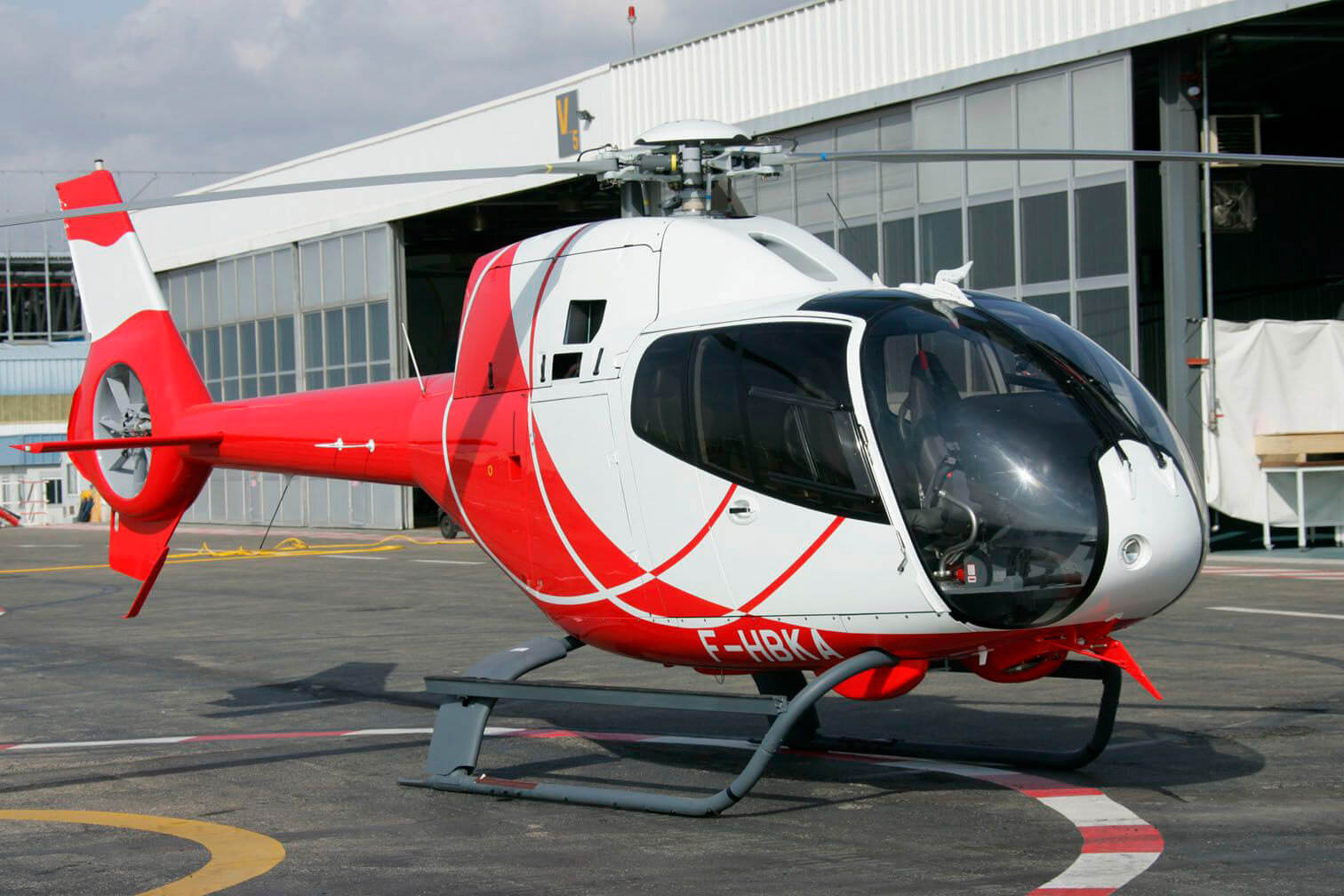 Helicopter rental in Kiev
