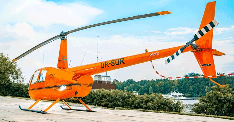 Robinson R44 Raven II - Фото №3