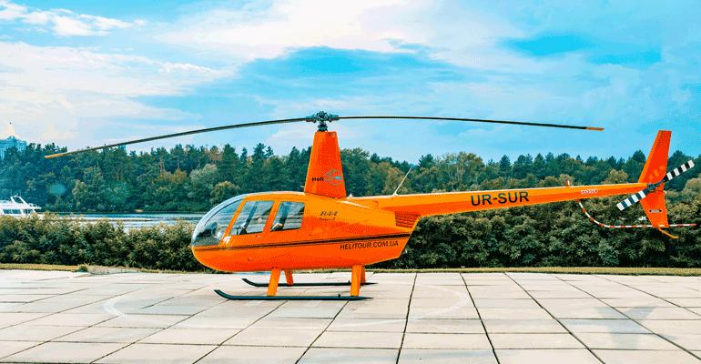 Robinson R44 Raven II - Фото №4