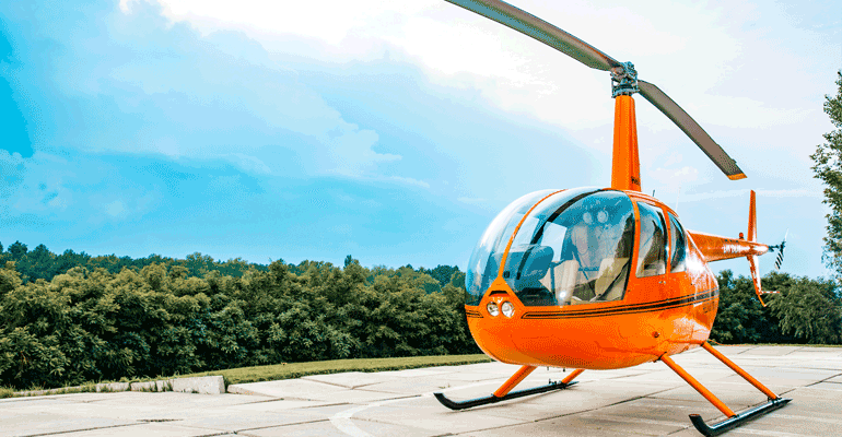 Robinson R44 Raven II - Фото №5