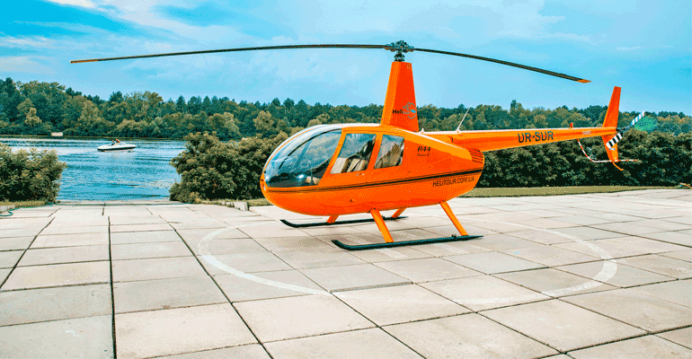 Robinson R44 Raven II - Фото №6