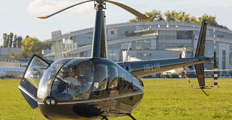 Robinson R44 Raven II - Фото №7
