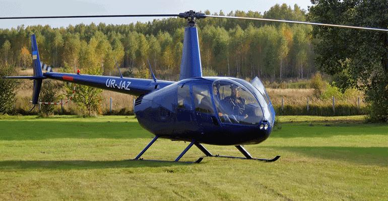 Robinson R44 Raven II - Фото №8