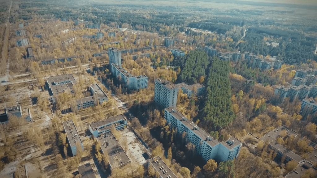 Вертолітні тури в Прип'ять і Чорнобиль для туристичних груп