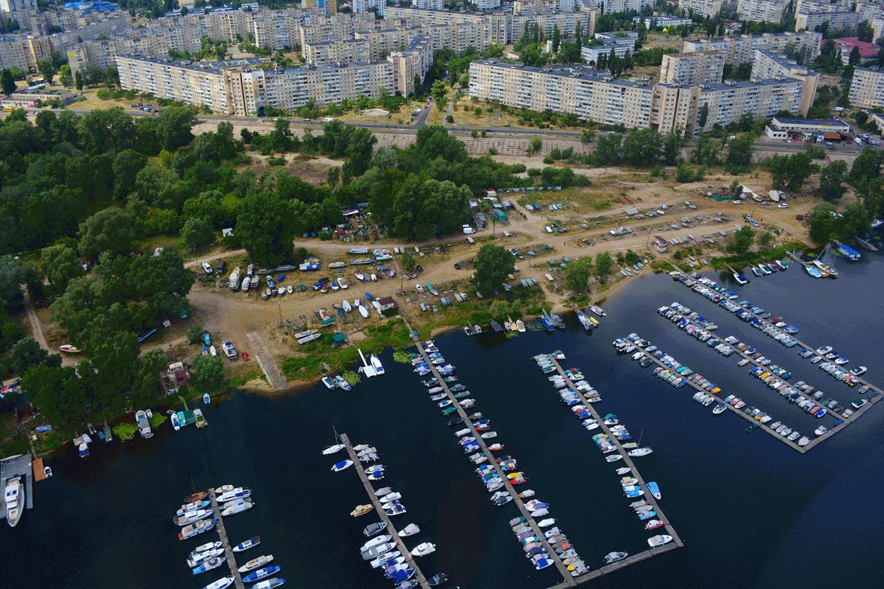 Оглядовий політ над Київом та Межегір'ям - 30 хвилин