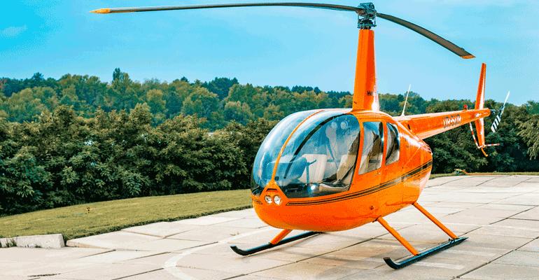 Robinson R44 Raven II - Фото №1